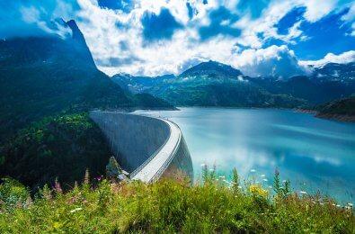 duurzame bron waterkracht